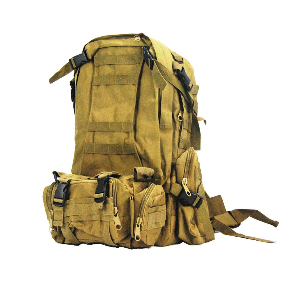 防弹背包细节