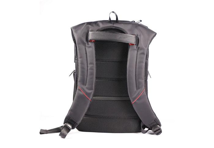 防弹背包-背面