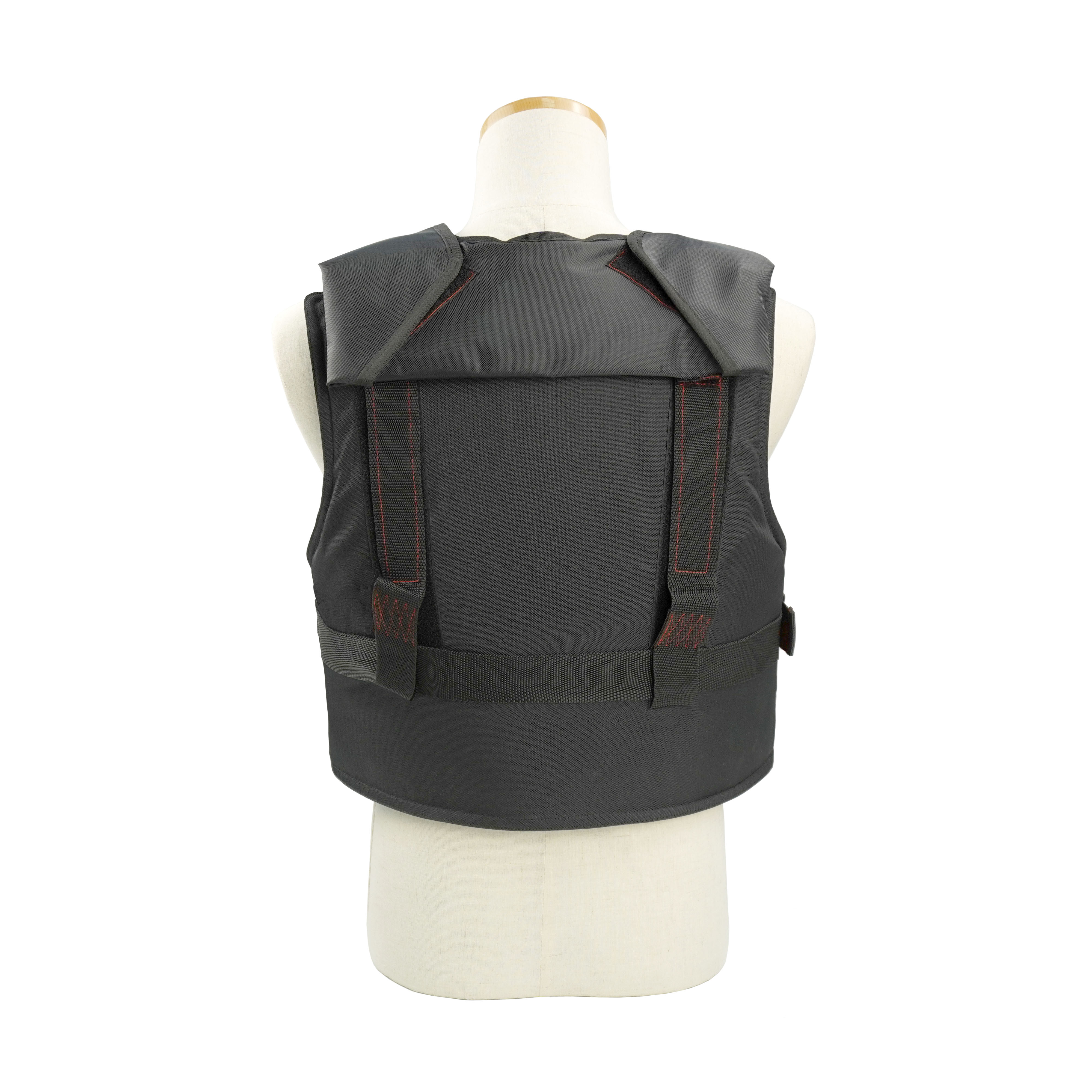 防弹衣-背面