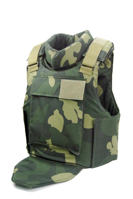 NIJ IIIA级军用防弹衣