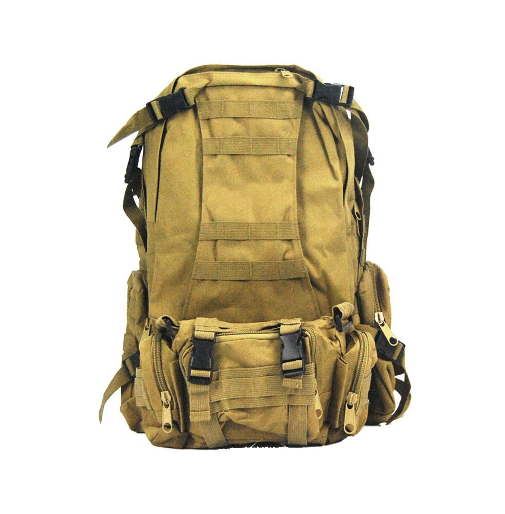 防弹背包-正面